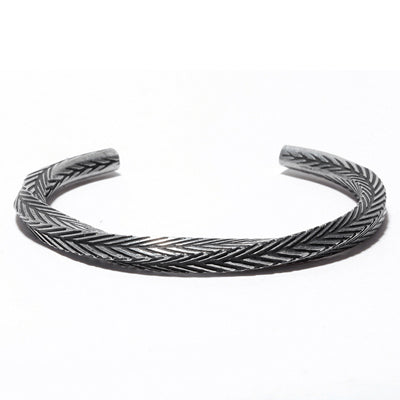 """Bangle Lux"" Steel Bracelet"