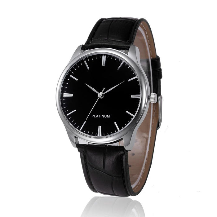 "Watch - ""Rodeo"" Quartz Leather Wrist Watch"