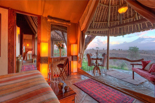 DREAMING OF KENYA