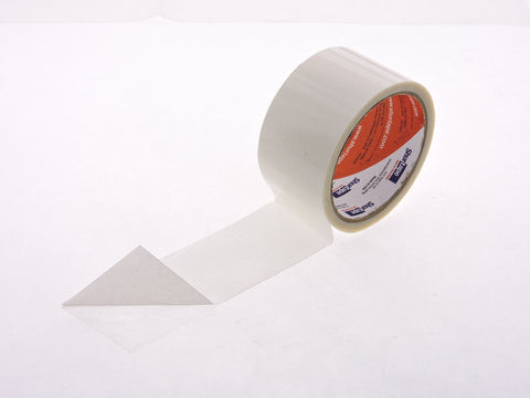 "3pk 2"" Clear Double Sided PET Window Poster Crafts Scrapbooking Mounting Tape"