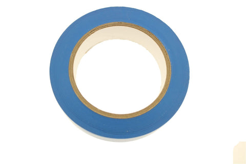 "1"" Medium Blue Insulated Adhesive PVC Pin Striping Vinyl Electrical Tape 36yd"