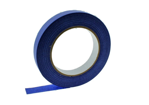 1/4 1/2 3/4 inch Blue Painters Tape Masking Trim 21 Day Clean Release USA MADE
