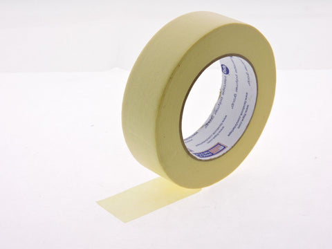 "*SALE* QUALITY USA MADE 1.5"" IPG Lemon Yellow Painters Masking Trim Edge Tape"