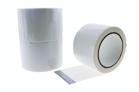 "3x 2"" White House wrap Sheathing Tape Building Contractor Sealing Seaming Tyvek"