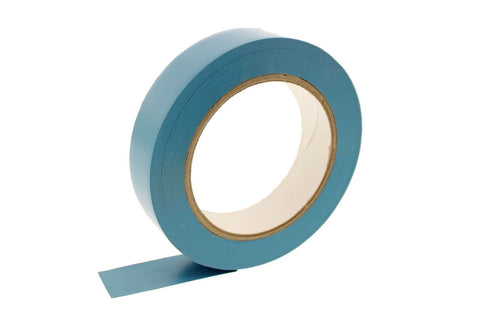 "1"" Light Blue Aqua Insulated Adhesive PVC Striping Vinyl Electrical Tape 36yd"