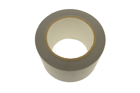 "3"" Gray PVC Rubber Vinyl Tape Electrical Sealing Floor OSHA Safety Marking 36y"