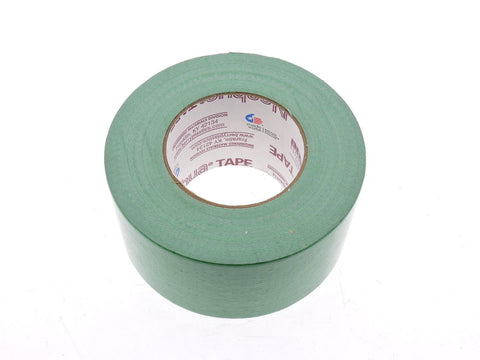 "NASHUA 2280 9 mil 3"" Green Cloth Duct Tape Water UV Tear Resistant 60y USA Made"