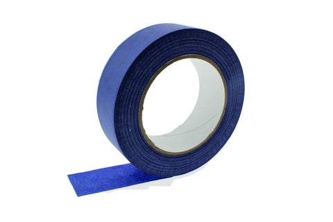 "3 QUALITY USA MADE 2"" Blue Painters Masking Trim Edge Tape 180' 60 yd roll"