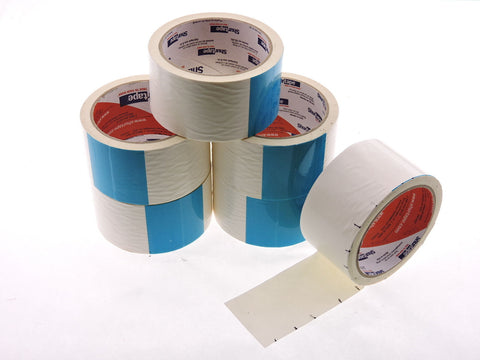 "6pk 2"" Double Sided Adhesive Mounting Poster Craft Art Scrapbook Tape 10yd"