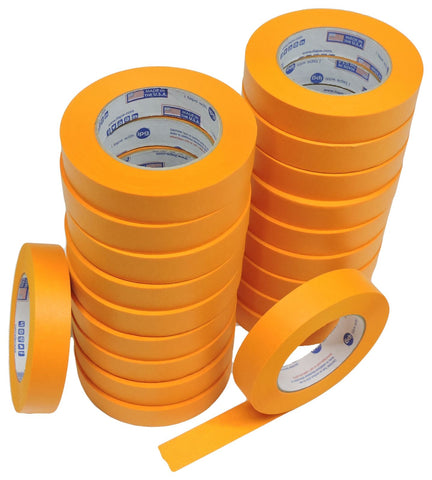 "20x IPG 1"" Orange Clean Release Fine Line Razor Precision Painters Masking Tape"