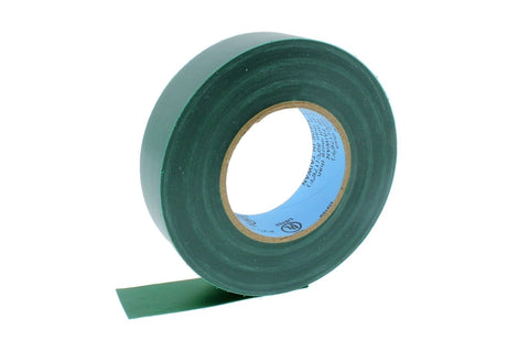 "3/4"" .75 GREEN Heavy Electrical Tape Wiring Labeling PVC Vinyl Contractor"