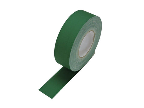 "2"" Green Gaffers Tape Floor Stage Show Audio Video Gaff Cord Hold Down 60yd"
