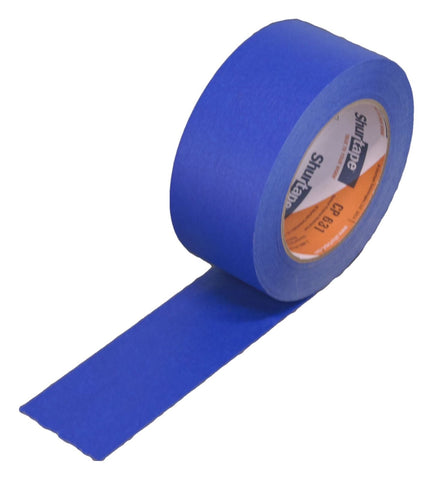 "2"" Blue Painters Masking Tape Painting Home Art Craft Scrapbooking School Office"