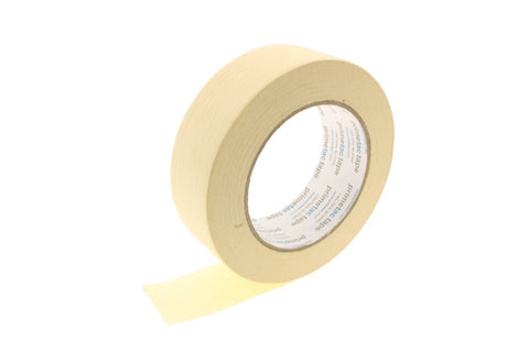 "*SALE* 2x High Temperature Primetac 1.5"" Yellow Painters Masking Trim Edge Tape"