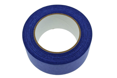 "1.5"" Blue Painters Masking Tape Walls Trim Floor Auto Glass UV Outdoor 21 Day"