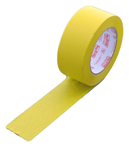 "2"" Yellow Painters Masking Tape Painting Home Crafts Scrapbooking School Office"