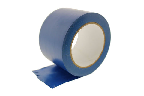 "3x 3"" Dark Blue Rubber Vinyl Tape Electrical Sealing Floor OSHA Safety Marking"