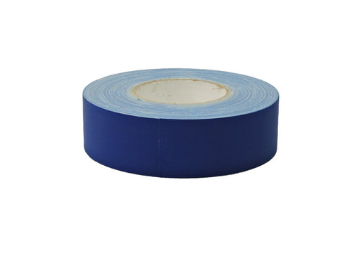 "3"" Navy Blue Gaffers Tape Floor Stage Show Audio Video Gaff Cord Hold Down 60yd"