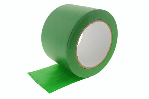 "3"" Dark Green Rubber Vinyl Tape Electrical Sealing Floor OSHA Safety Marking 36y"