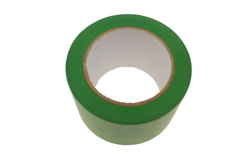 "3"" Green Rubber Vinyl Tape Electrical Sealing Floor OSHA Safety Marking 36y"