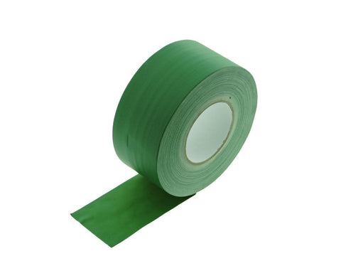 "3"" Green Gaffers Tape Floor Stage Show Audio Video Gaff Cord Hold Down 60yd"