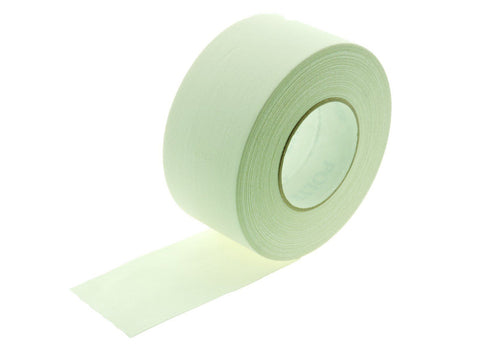 "3"" White Gaffers Tape Floor Stage Show Audio Video Gaff Cord Hold Down 60yd"