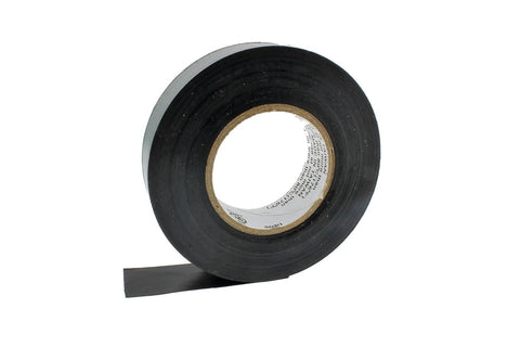 "10 3/4"" .75 BLACK Heavy Electrical Tape Wiring Labeling Vinyl Contractor UL 600v"