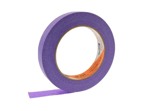 2x 3/4 Purple Painters Masking Tape Painting Crafts Scrapbooking School Office