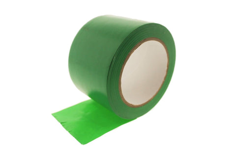 "3"" Light Green Rubber Vinyl Tape Electrical Sealing Floor OSHA Safety Marking 36"