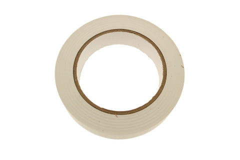 "1"" White Removable Adhesive PVC Striping Vinyl Electrical Marking Floor Tape"