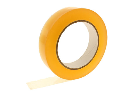 "1"" Clear Insulated Adhesive PVC Splicing Vinyl Electrical Tape 36 yard"