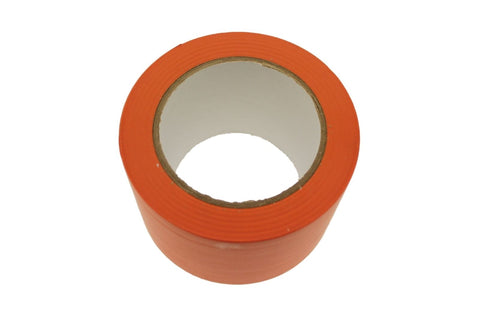 "3"" Orange PVC Rubber Vinyl Tape Electrical Sealing Floor OSHA Safety Marking 36y"