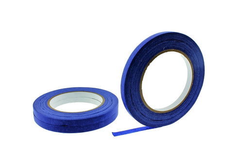 "3pk 3/8"" inch Blue Painters Tape Masking Trim 21 Day Clean Release USA MADE 60yd"