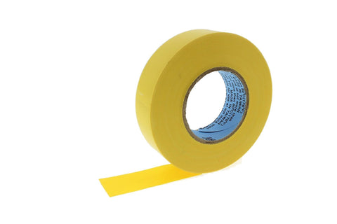 "3/4"" .75 YELLOW Heavy Electrical Tape Wiring Labeling PVC Vinyl Contractor"