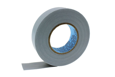 "3/4"" .75 GRAY Silver Heavy Electrical Tape Wiring Labeling PVC Vinyl Contractor"