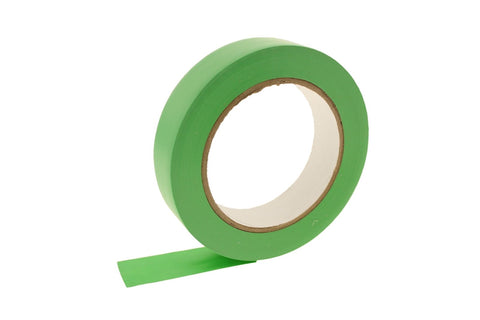 "1"" Light GREEN Removable Adhesive Coding Vinyl Electrical Marking Floor Tape"