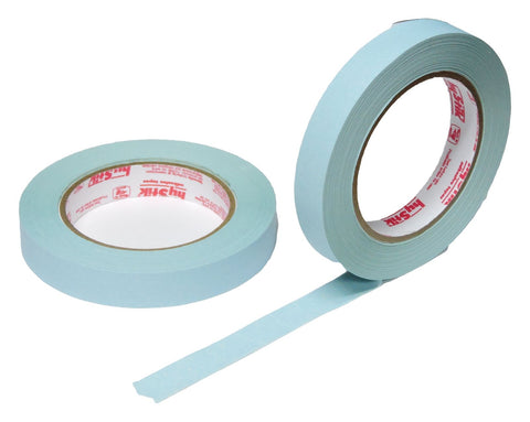 2x 3/4 Light Blue Painters Masking Tape Painting Art Scrapbooking School Office