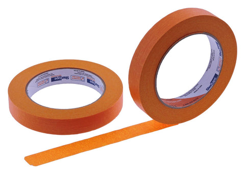2x 3/4 Orange Painters Masking Tape Painting Crafts Scrapbooking School Office