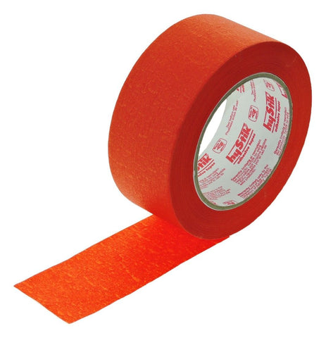 "2"" Blaze Orange Painters Masking Tape Painting Crafts Scrapbooking School Office"