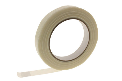 "6x 3/4"" Fiberglass Reinforced Strapping Filament Tape Packaging Moving Bundling"