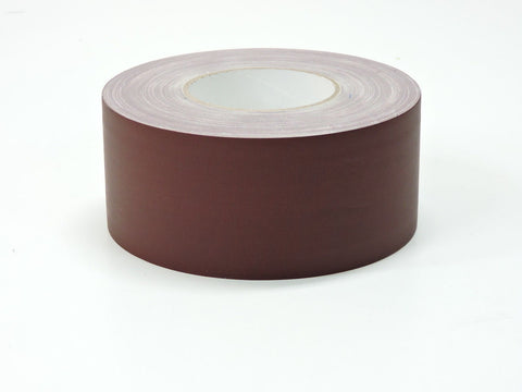 "3"" Burgundy Gaffers Tape Floor Stage Show Audio Video Gaff Cord Hold Down 60yd"