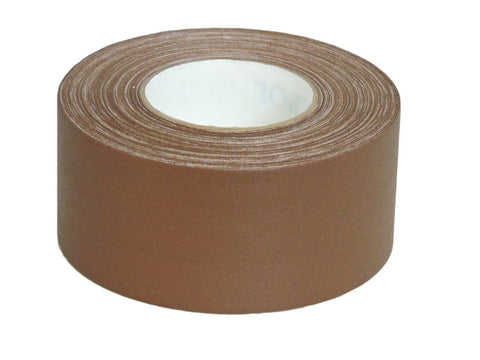 "3"" Brown Gaffers Tape Floor Stage Show Audio Video Cord Carpet Hold Down 60yd"