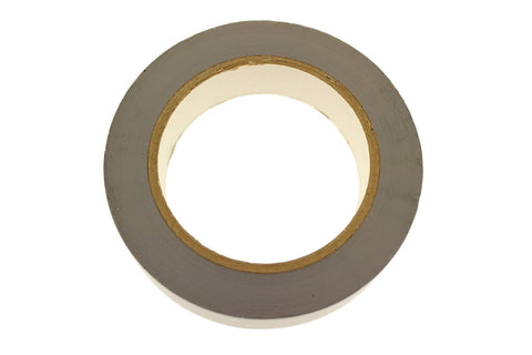 "1"" Gray Removable Adhesive PVC Striping Vinyl Electrical Marking Floor Tape"