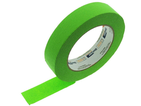 "2x 1"" Light Green Painters Masking Tape Painting Crafts Scrapbooking School Home"