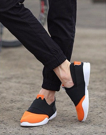 Spring Summer Comfortable Mens Shoes 3 colors