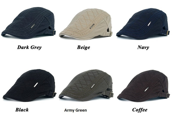 Hats for men 6 colors