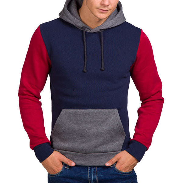 Mens Sweatshirt Hooded 3 colors
