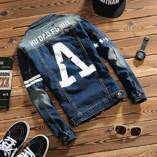 Mens Denim Jacket