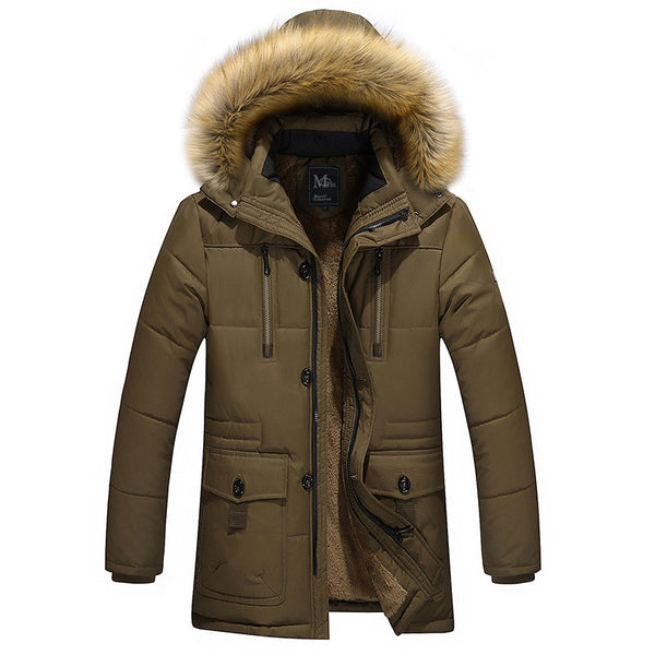 Mens Jacket parka ( 3 colors )
