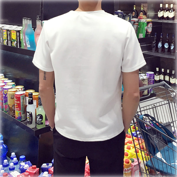 Mens tshirt 3 D 2 colors